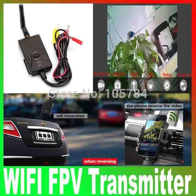 FM трансмиттер Oem WIFI WIFI FPV iphone iPad Android ipad mini123456air wifi