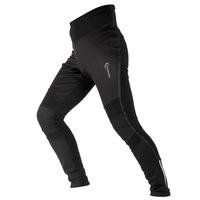 Зимние Велоспорт туго велосипед длинные брюки мужчина женщина держать холодной климатической теплый ветрозащитный дышащий носки велосипедные штаны