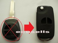 2 BUTTON FLIP KEY CASE UPGRADE FOR SUZUKI SWIFT GRAND VITARA ALTO REMOTE KEY