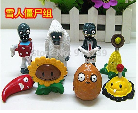 Pvz plants vs zombies girasol de la patata mina jalapeno zombie yeti
