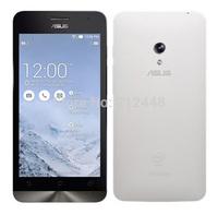 Case&film free! Zenfone 5 T00F white,Intel Atom Z2580 2.0Ghz,5.0'' IPS screen 1280*720,1G RAM,8G ROM,Dual SIM,70 Languages