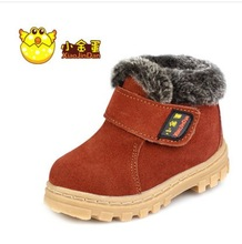 Дети сапоги снегоступы женщины в обувь мальчик мальчик мягкий кожа сапоги зима сапоги