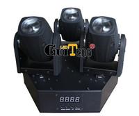 3x10W Square LED Moving Head Beam(led par64,par can,laser ,dmx512 console controller,hook or clamp)
