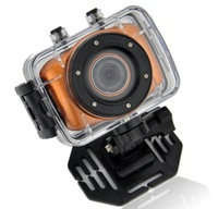 New HD 720P Action Helmet Camcorder Waterproof Camera 2.0'' Touch Panel Outdoor Sports Camera DVR20W Free Shipping