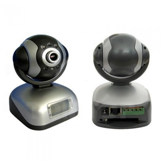LONGSTAR IP Camera with build-in video server High and clear(China (Mainland))