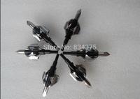 Free shipping quality 6 pieces 100 grain arrowhead broadheads RCD design hunting arrow heads 3blades archery bow outdoor sport