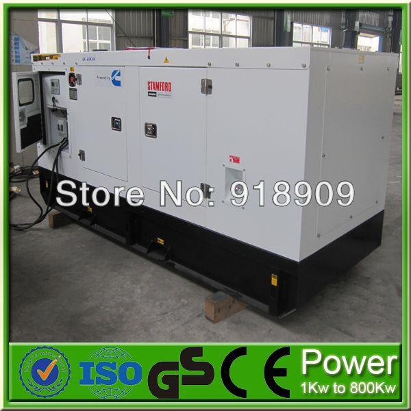220Kw USA NTA855-G1B generator set 280kva diesel electric generator(China (Mainland))