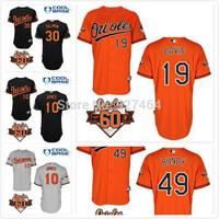 cheap stitched 2014 Baltimore Orioles #10 Adam Jones/Manny Machado/ Chris Davis/Chris Tillman men's baseball jersey/ shirt
