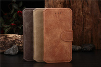"Retro Wallet Case For iPhone 6 Plus Luxury Book Style Flip Leather Cover For  iPhone 6 Plus 5.5"" & 4.7"""