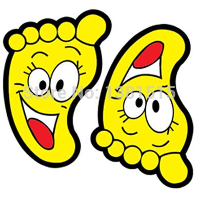 Online kopen wholesale voeten vloer stickers uit china voeten vloer stickers groothandel - Kwekerij vinylvloer ...