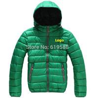 New 2014 Hot Sale Men's down jacket man down coat winter warm outerwear 4 Colors Size M-XXL