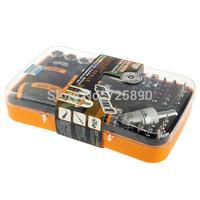 JAKEMY JM-6102 Rachet Socket Screwdriver with Sockets Set 43 in 1