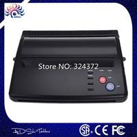Free Shipping Best qualiry Black Stencil Tattoo Transfer machine Paper Maker Copier Tattoo Printer Machine  A4 transfer paper