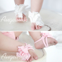2014 new super cute fashion baby shoes flowers foot flower
