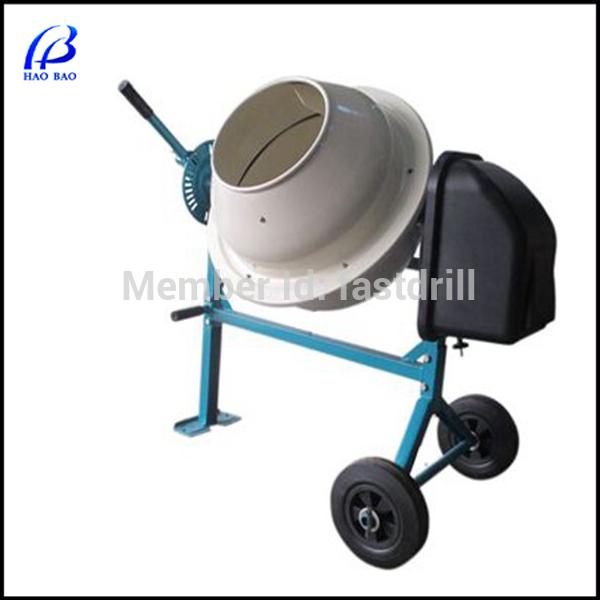 Cm70 manual pequeno portátil betoneira(China (Mainland))