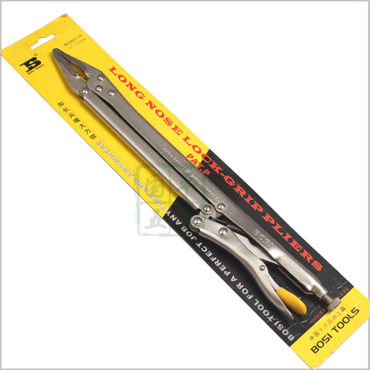 Free shipping bosi 15 quot new extra long vise grip locking pliers auto