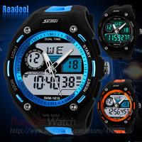 50M Waterproof Skmei Men LED Digital Military Watch Dive Swim Dress Sports Watches Fashion Outdoor Men Wristwatches Men Clock
