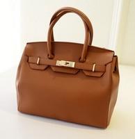 2014 European and American fashion new winter platinum package OL commuter handbag shoulder bag handbags wholesale trade