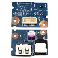 New DC-IN Power Jack USB Port Board for Lenovo IBM G480 G580 Laptop