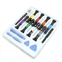 Mobile Phone Repair Tools Screwdrivers Set Kit For iPad4 iPhone 5 4S 3GS 16 in 1 H22031