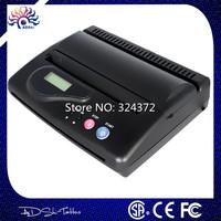 Free Shipping High quality Cheap Black Original USB Tattoo Thermal Transfer Copier Printer Stencil Machine use A4 transfer paper