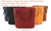 2014 Fashion famous Designers Brand handbags women handbags High quality shoulder totels women bags 39307