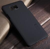 G850F case,Original Nillkin Super Shield Shell case For Samsung Galaxy Alpha G850F + Screen Protector + retail + Free Ship