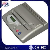 Lowest Price Silver Top quality Brand Original USB Tattoo Thermal Transfer Copier Printer Stencil Machine use A4 transfer paper