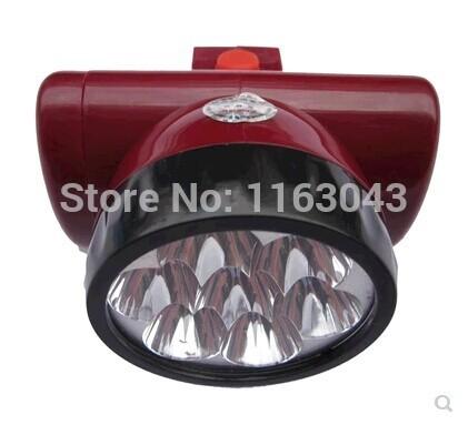 Miners LED rechargeable headlights/worn helmet miner's lamp/night fishing head lamp light to shoot the light(China (Mainland))