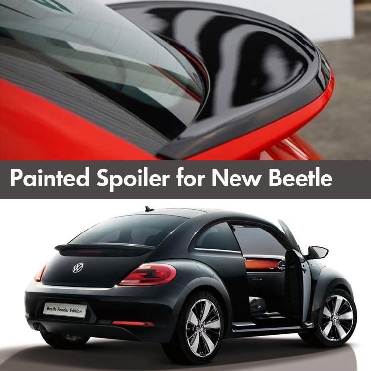 Online kaufen gro handel volkswagen beetle spoiler aus china volkswagen beetle spoiler