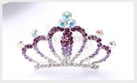 beauty rhinestone pageant rhinestone crowns & tiaras