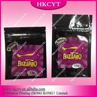 bizarro zenbio herbal incense bags  3.5g