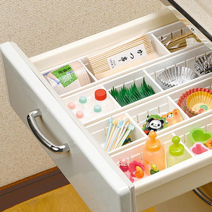 Achetez en gros tiroir de rangement organisateur en ligne - Organisateur tiroir cuisine ...