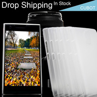 20pcs/lot 100% New Cubot S308 Clear Case High Quality Protective Transparent Case For Cunot S308 IN STOCK Original Best Quality