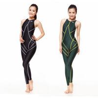 Hot sale! Yingfa 977 waterproof women spandex bodysuit swimming full body suit for women lycra body suits men