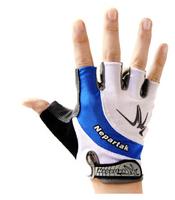 Nepartak Gel Cycling Riding Race Black Gloves Size S/M/L/XL bike riding gloves
