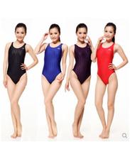Yingfa 982 FINA approved female performance training swimwear professional swimsuit