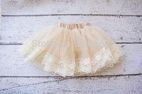 Free shipping Princess TUTU lace Skirts Children's Lace tutus ballet skirts Kids summer clothing garments 2 colors