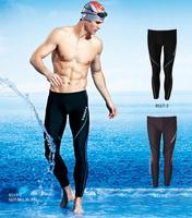 9117# YINGFA BRAND NEW Men's Professional Racing Drill Swim Long Pant Free shipping