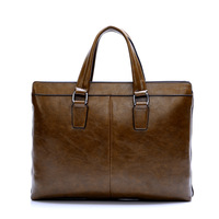 Men's summer new men's briefcase bag processing and custom gifts business man bag men's travel bags