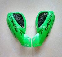 "7/8"" Motorcycle Handguards  Universal Dirtbike ATV Handguard  For Suzuki GREEN"