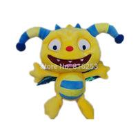 2014 Newest Cartoon Movie Plush Toys 22CM Henry Hugglemonster Plush Toys Henry Plush Toys Cute Monster