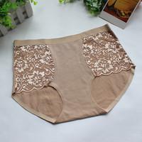 A chip Japanese pop super fine villa, high-end comfortable non-trace lace fabric waist in ladies underwear