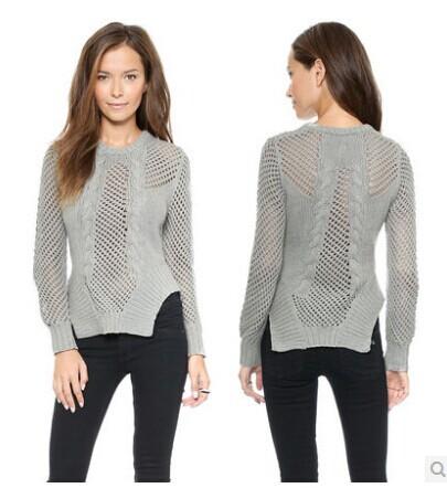Женский пуловер Haoduoyi 2015