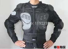 APROBADO Chaqueta CE ¡Envío libre de la motocicleta del ZORRO Body Body Armor prtection motocicleta(China (Mainland))