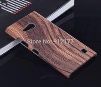 WOOD Skin Design Slim Fit Hard Case Cover Skin for Nokia Lumia 730 Case