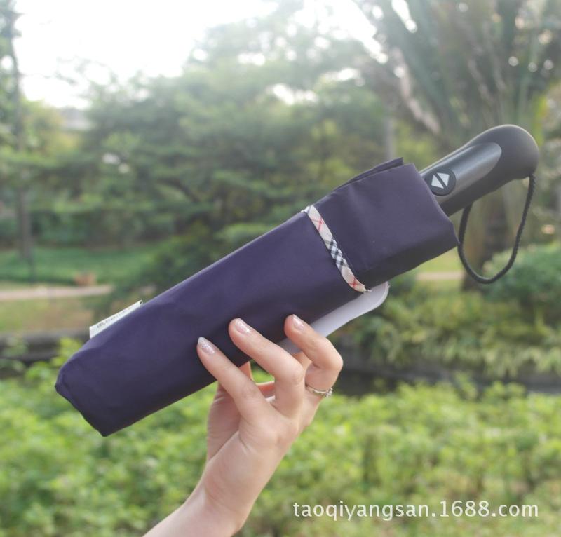 Классические автомобили зонтик, ключ , чтобы открыть и закрыть автоматическая твердые зонт мужская бизнес зонтик