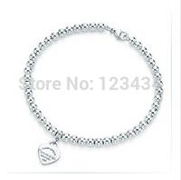 Christmas promotional products Brand Metal Ball Bead Flexible Leather Bracelets & Bangles Luxury Kors Women Unisex Bracelet
