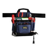 Fast opening type multifunctional tool kit to strengthen single hanging pocket pocket mechanic tool bag N015 belt belt