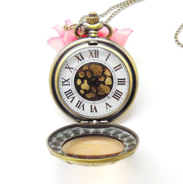 Карманные часы на цепочке  DH017
